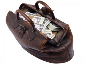 что делать если должен много денег банку