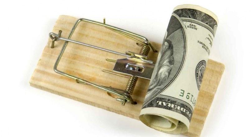 Статья за мошенничество при оформлении кредита
